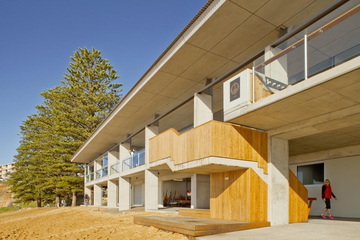 Avalon Surf Life Saving Club Richard Cole Architecture